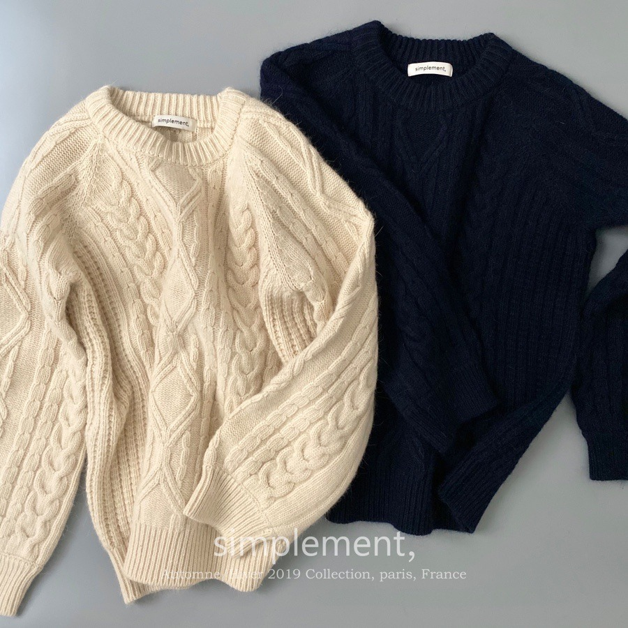 121 Moment Cable Knit