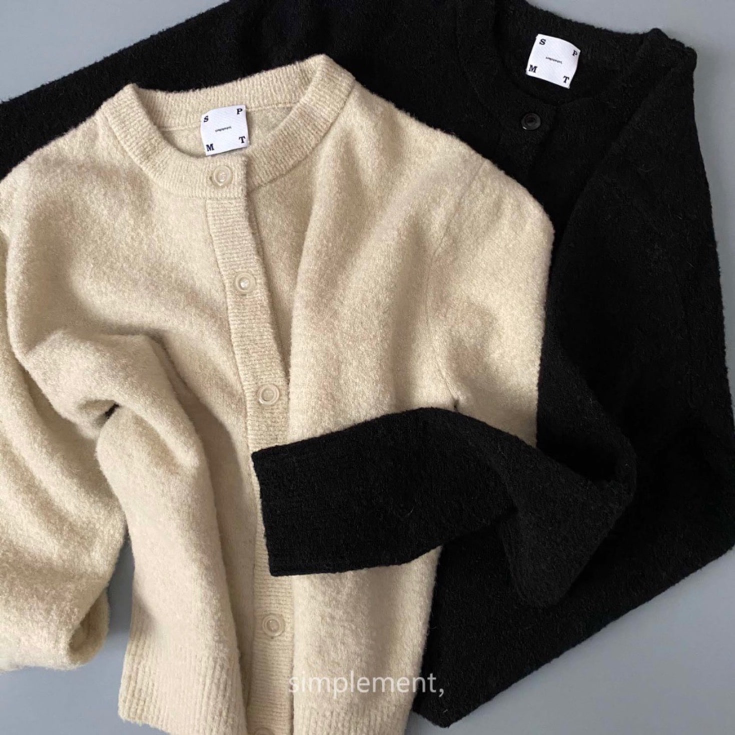 164 Mille Kid Mohair Cardigan