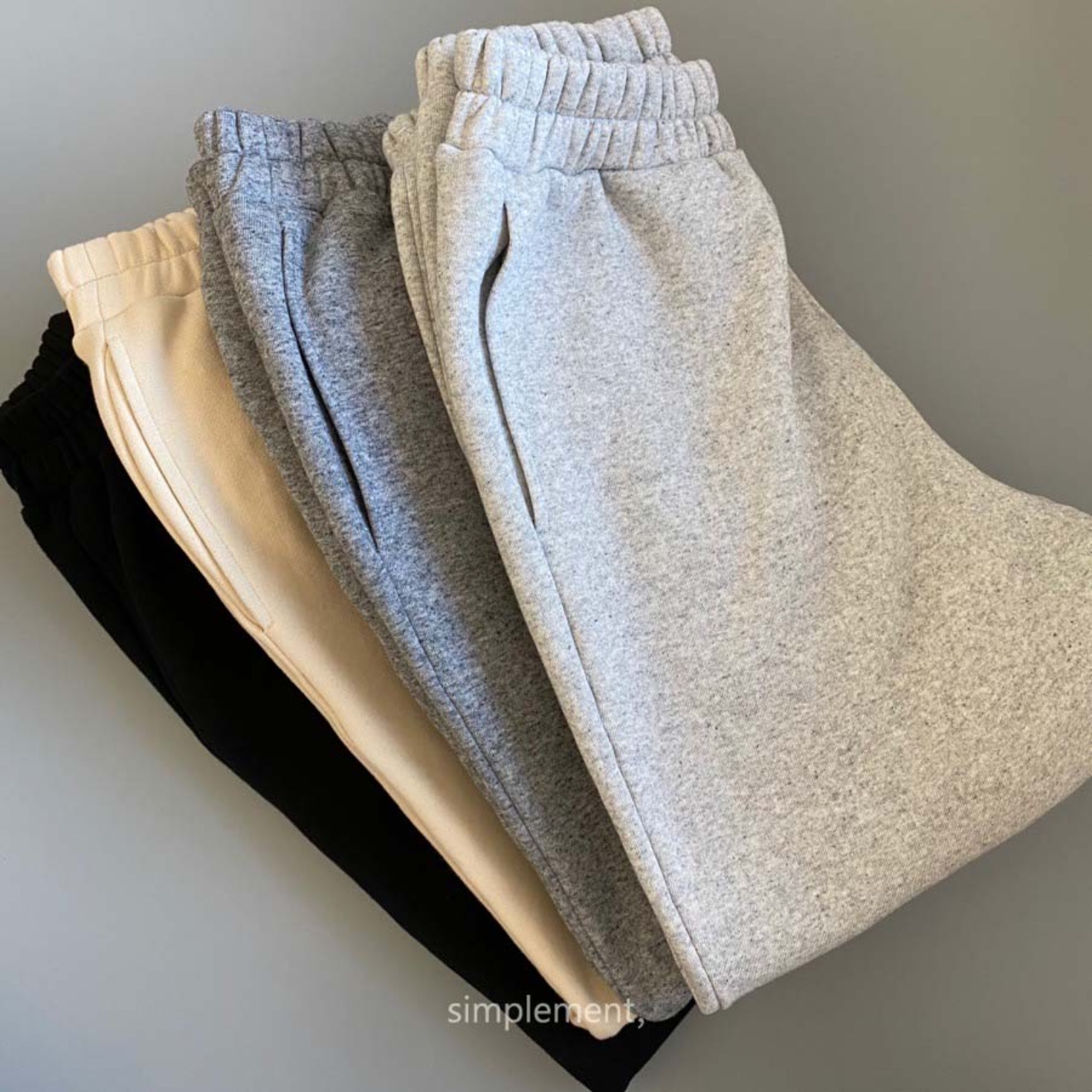 172 Sentier Jogger Pants (NEW COLORS)