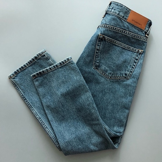 084 Ray blue Jeans