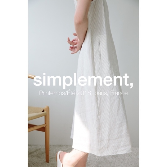 simplement, 061 Sardou Dress