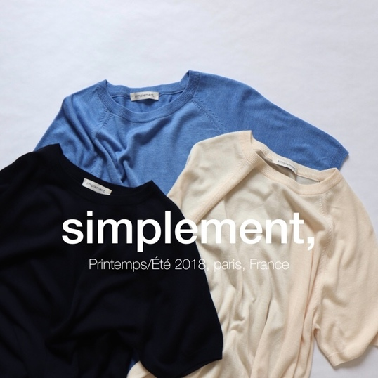 simplement, 056 Maliya Knit