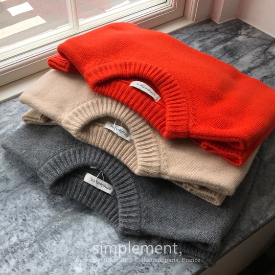 112 Palette Knit Sweater