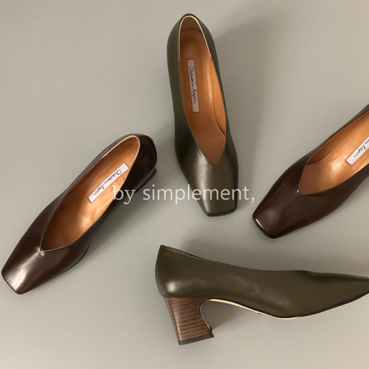 Arche Pumps by simplement,