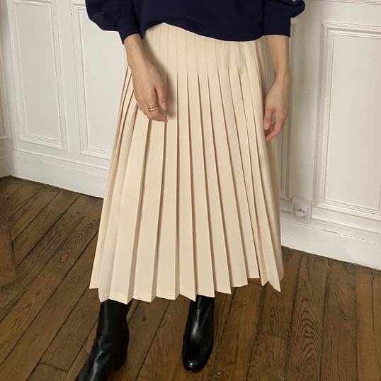 131 Magritte Pleated Skirt