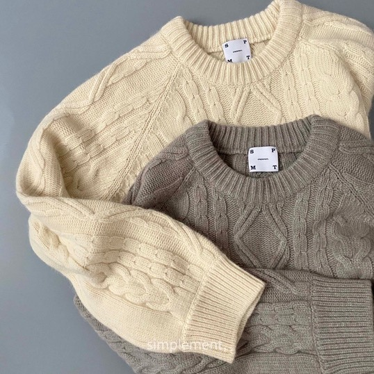 163 Marion Cable Knit