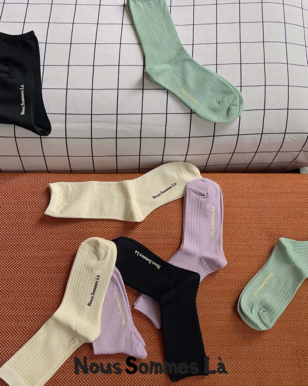 Chaussettes (2PACK)